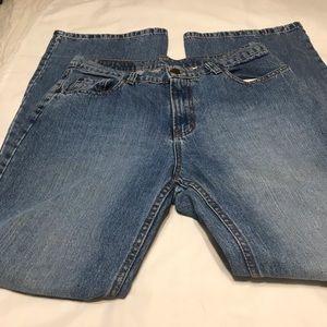 Vintage Jordache flared leg jeans size 13/14